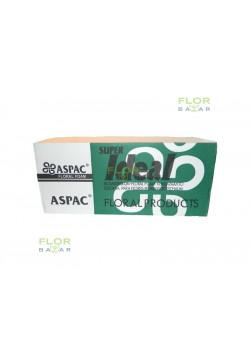Флористическая пена оазис Aspac® Ideal, ящик 20 кирпичей