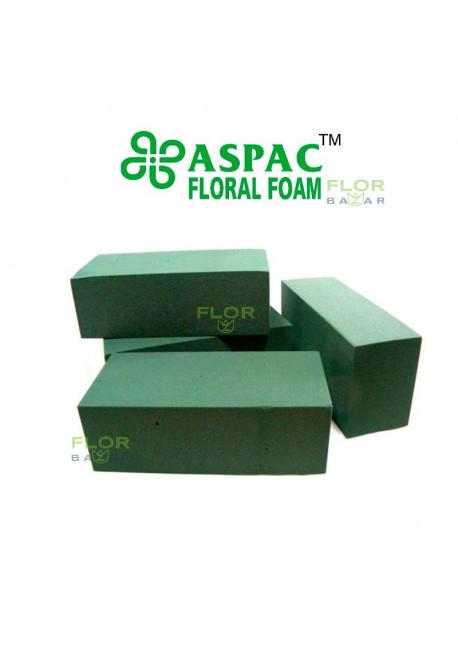 Флористическая пена оазис 4 кирпича Aspac® Ideal