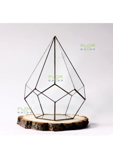 Флорариум Кристалл 200х220х270 мм
