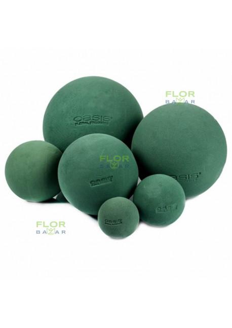 Флористическая пена шар OASIS® IDEAL. 9 см