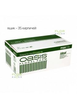 Флористическая пена оазис OASIS® MaxLife IDEAL ящик 35 кирпичей