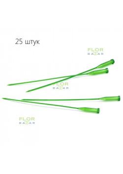 Пробирка удлинитель для цветов 39 см, 25 шт