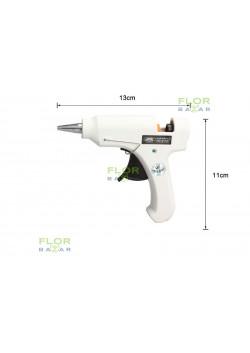 Термопистолет JOER для клеевых стержней 7 мм
