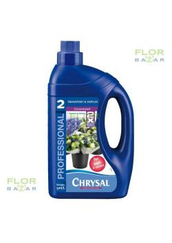 Консервант для срезанных цветов Chrysal Professional 2, канистра 1 л