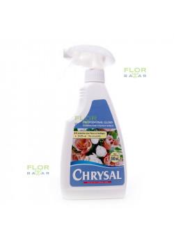 Спрей для продления свежести цветов Chrysal Prof Glory, 0,5 л