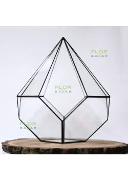 Флорариум Капля 300х300х350 мм