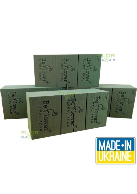 Флористическая пена оазис 4 кирпича BeFlower®