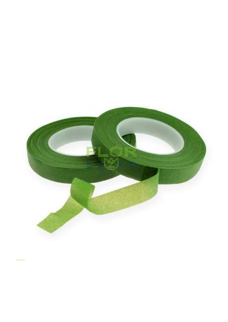 Тейп лента светло-зелёная