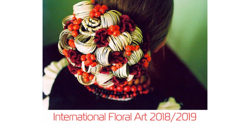 International Floral Art 2018/2019. Как принять участие